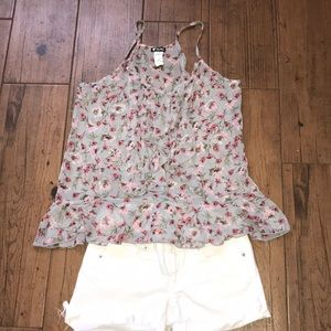 Women's Size small blouse